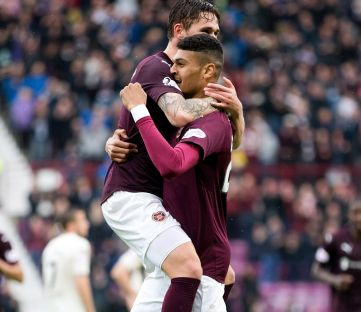 Former TU Player Bjorn Johnsen Signs with Hearts