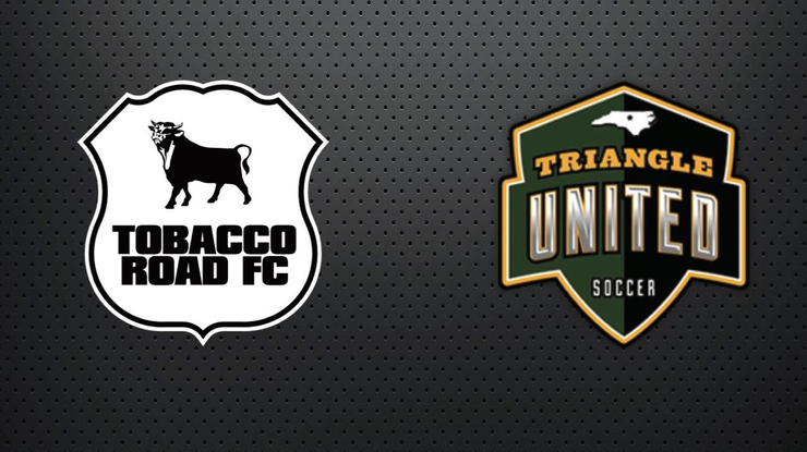 Triangle United Announces Partnership with Tobacco Road FC